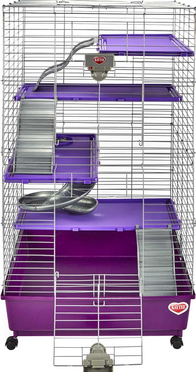 kaytee-my-first-home-deluxe-multi-level-pet-home